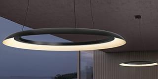 Torus LED Pendant by SONNEMAN Lighting