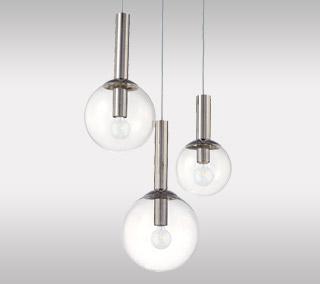 Bubbles Multi-Light Pendant By Sonneman