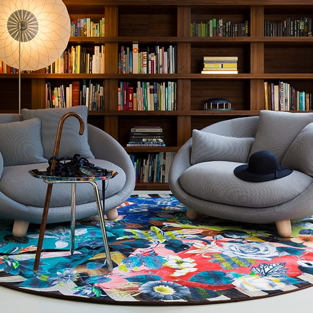 Hitting the Floor with Moooi.