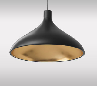 Swell Wide Pendant By Pablo Designs