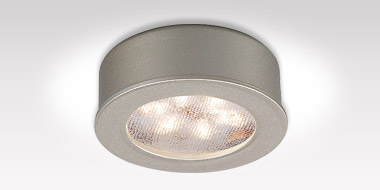 LEDme Round Button Light By WAC Lighting