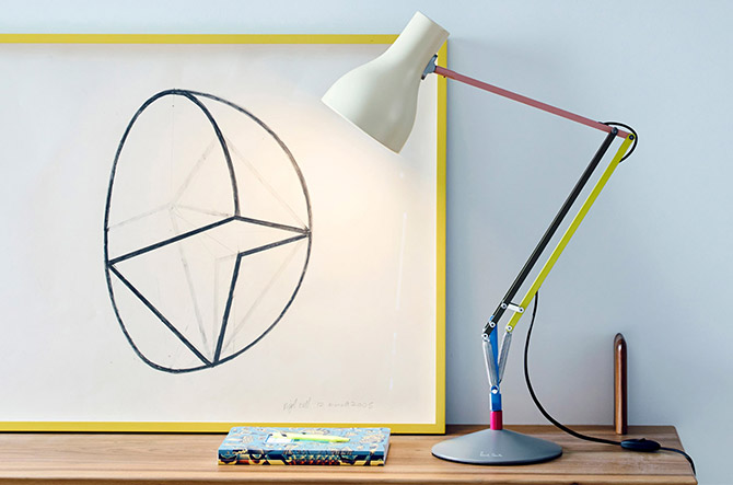 Type 75 Special Edition Task Lamp by Anglepoise