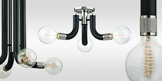 Desmond Collection by Hudson Valley Lighting