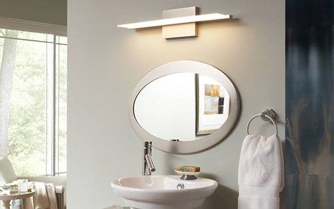 Modern Bathroom Light Bar. Our Top Rated Customer Reviews Bath Vanity Lights