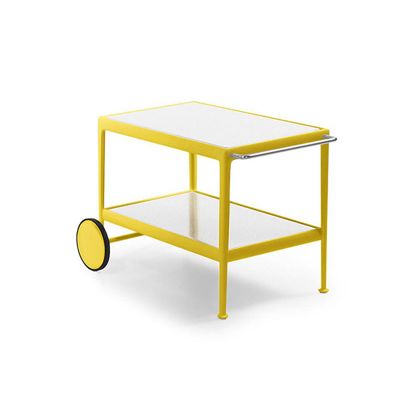 1966 Collection Serving Cart by Knoll.