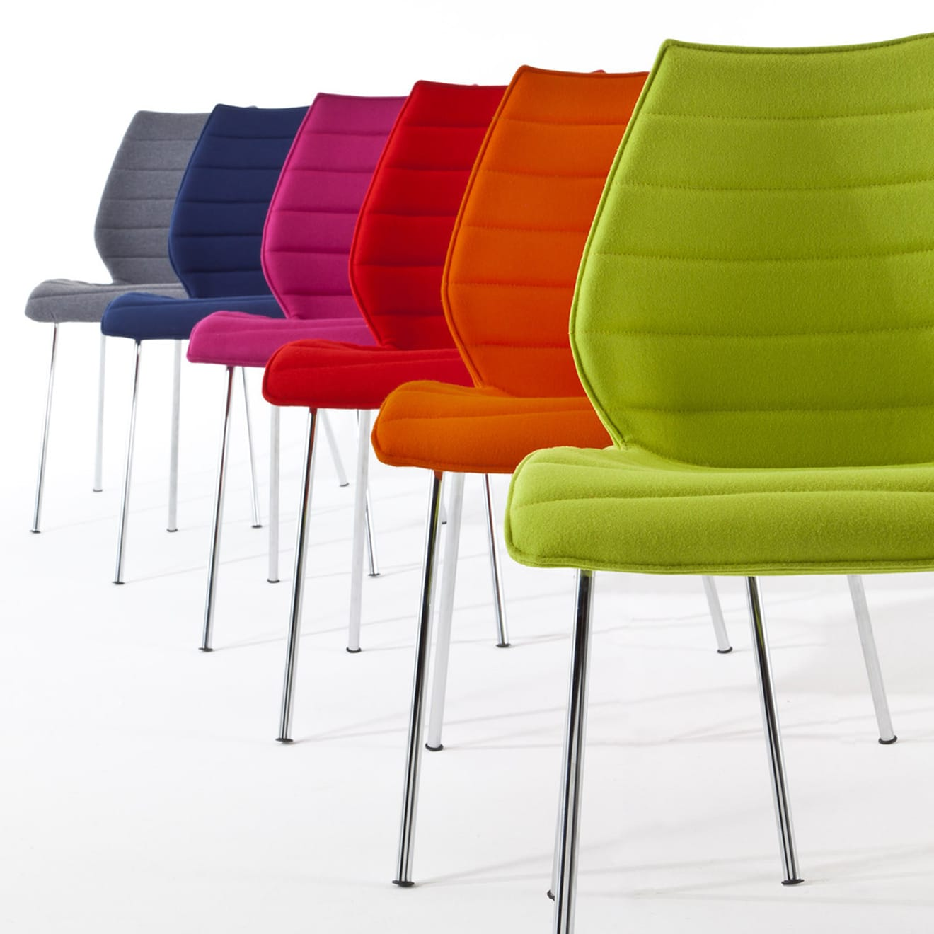 Maui Soft Chair by Kartell