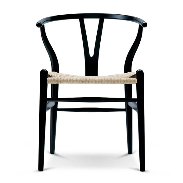 CH24 Wishbone Chair by Carl Hansen.