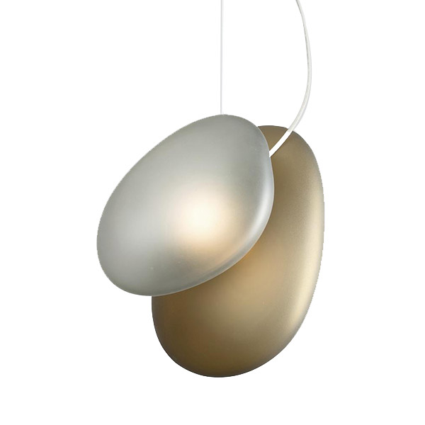 Pebble B/C LED Pendant Light by ANDLight.