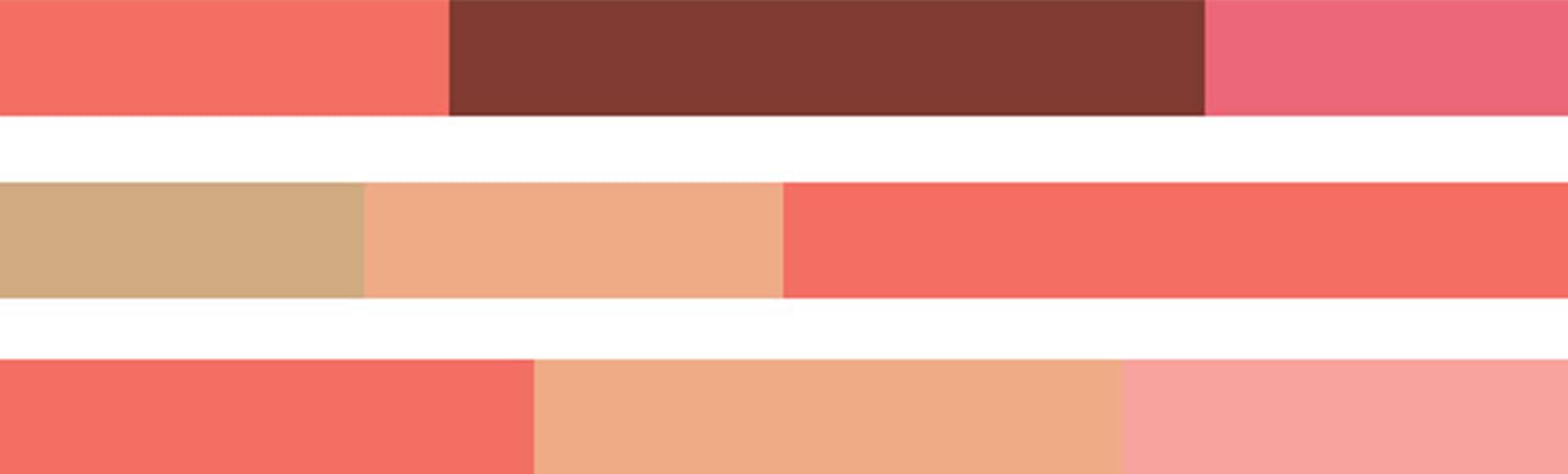 Pantone's Sympatico Palette