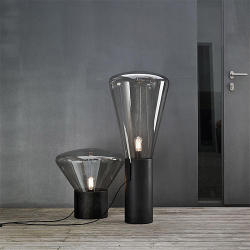 Muffin Tall Floor Lamp by Brokis