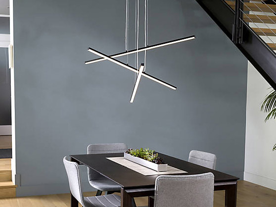 Stix LED Suspension by SONNEMAN Lighting