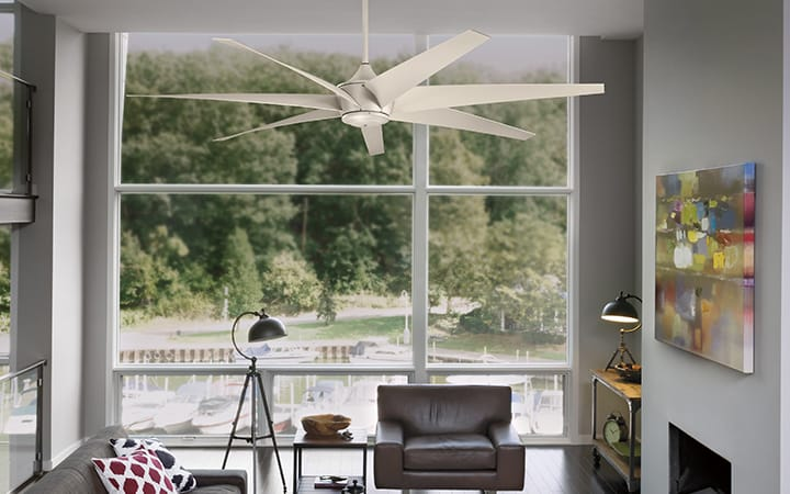 10 Really Big Ceiling Fans