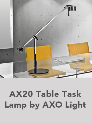 AX20 Table Task Lamp by AXO Light