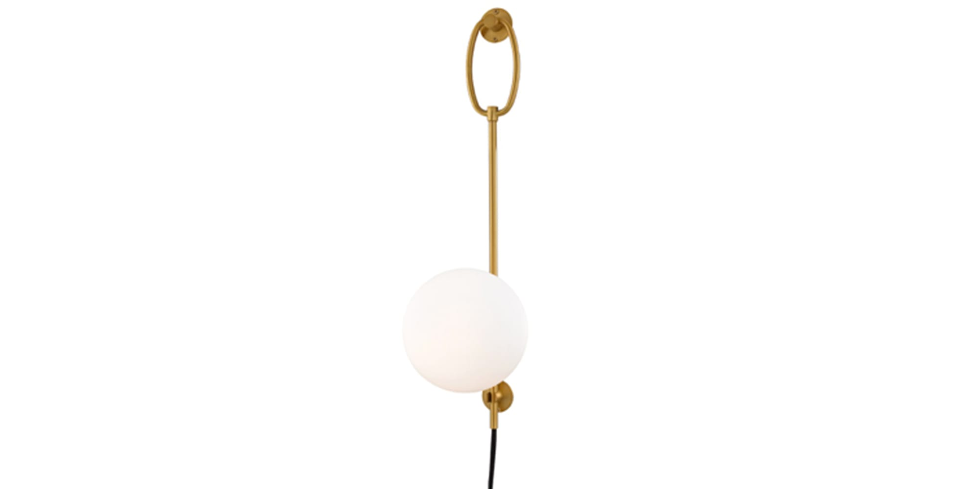 COMING SOON: Gina Wall Sconce by Mitzi - Hudson Valley Lighting