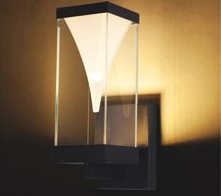 Vortex Indoor/Outdoor LED Wall Sconce
