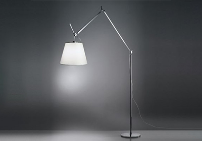 Tolomeo Mega Floor Lamp - LED