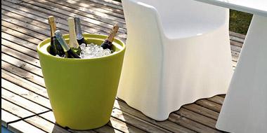 Omnia Side Table/Stoolby Domitalia