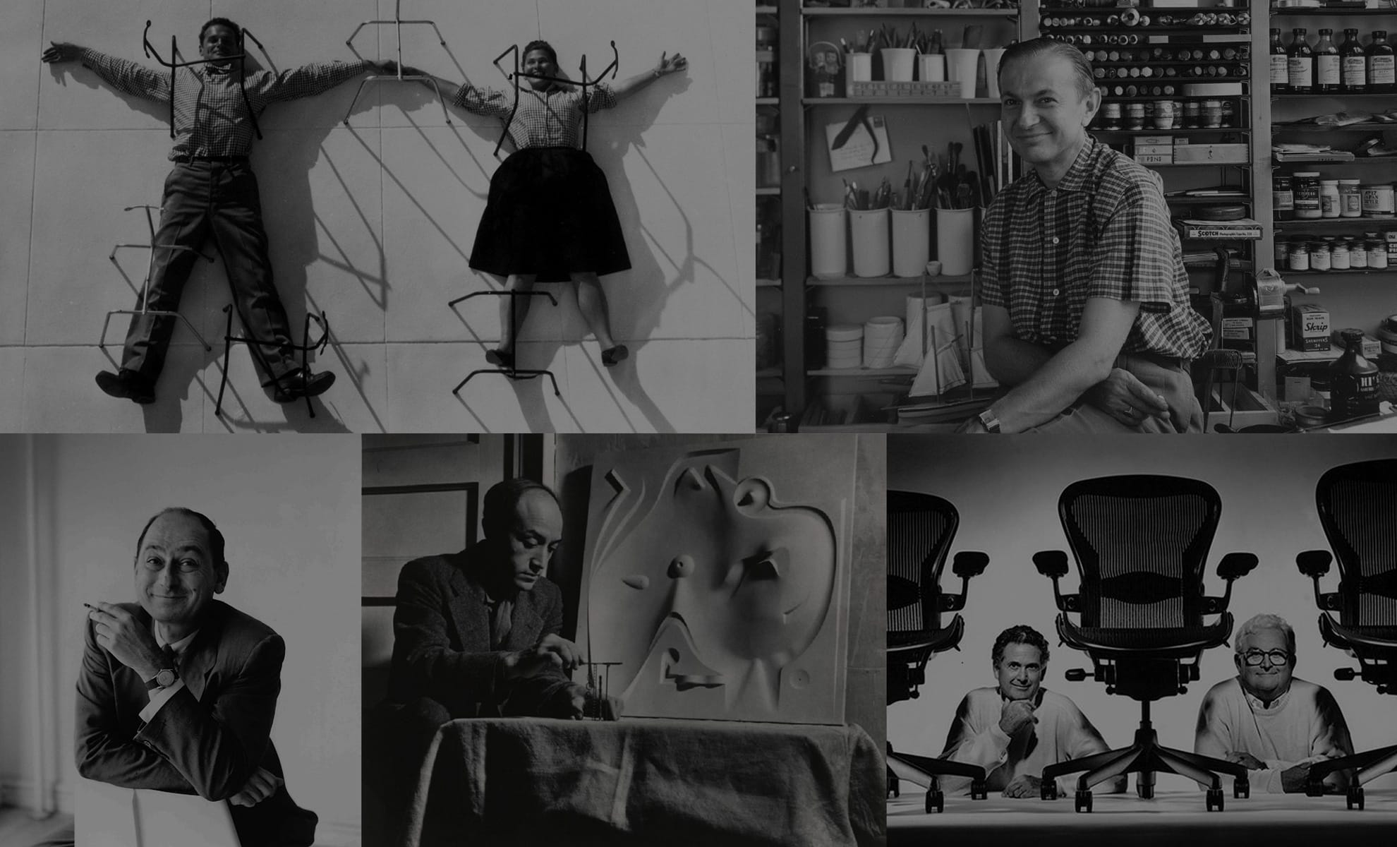 The Designers Behind Herman Miller