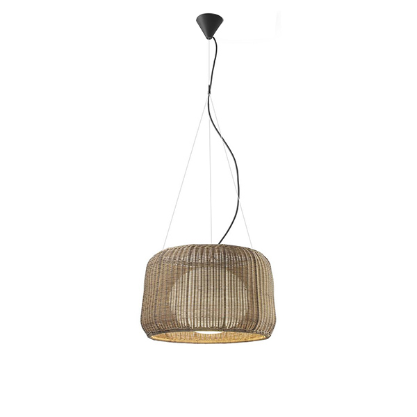Fora Indoor Outdoor Pendant by Bover.