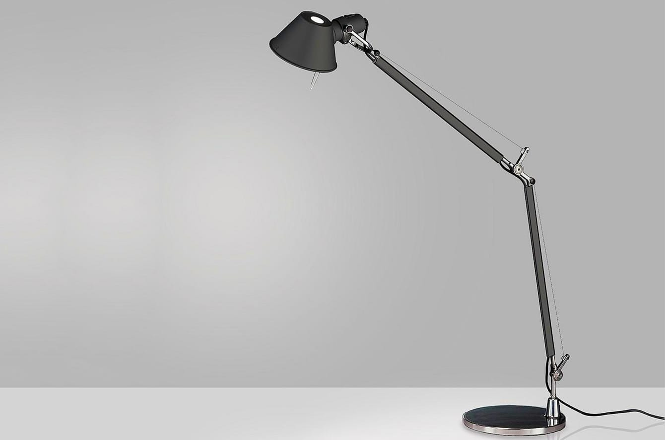Tolomeo Classic Table Lamp by Giancarlo Fassina, Michele De Lucchi for Artemide
