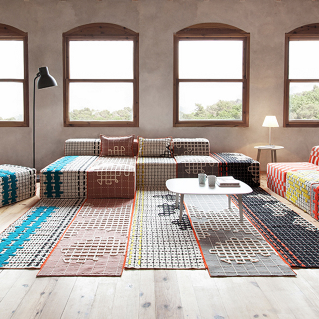 A Q&A with Gan Rugs, Part 1