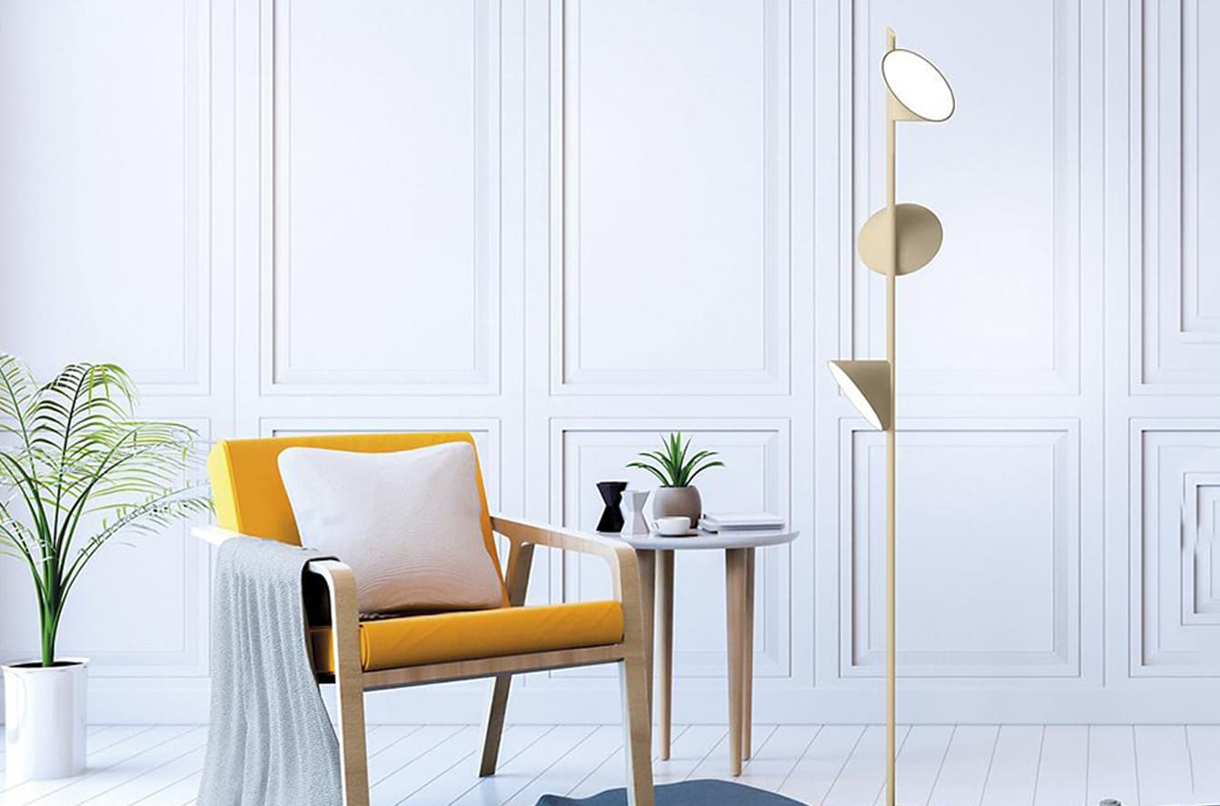 Orchid LED Floor Lamp by AXO Light
