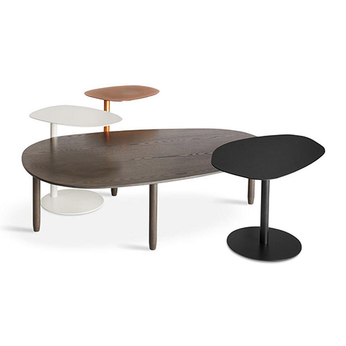 Swole Table Collection by Blu Dot