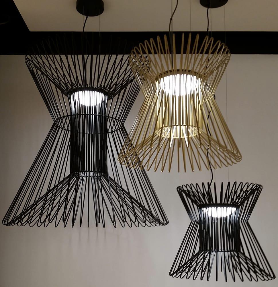 Syrma LED Grande Pendant by Tech Lighting