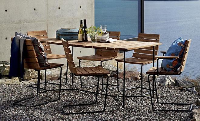 Grinda Dining Collection by Skargaarden