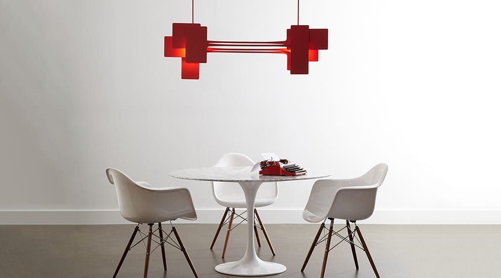 Stretch Linear Suspension by Vermont Modern by Hubbardton Forge