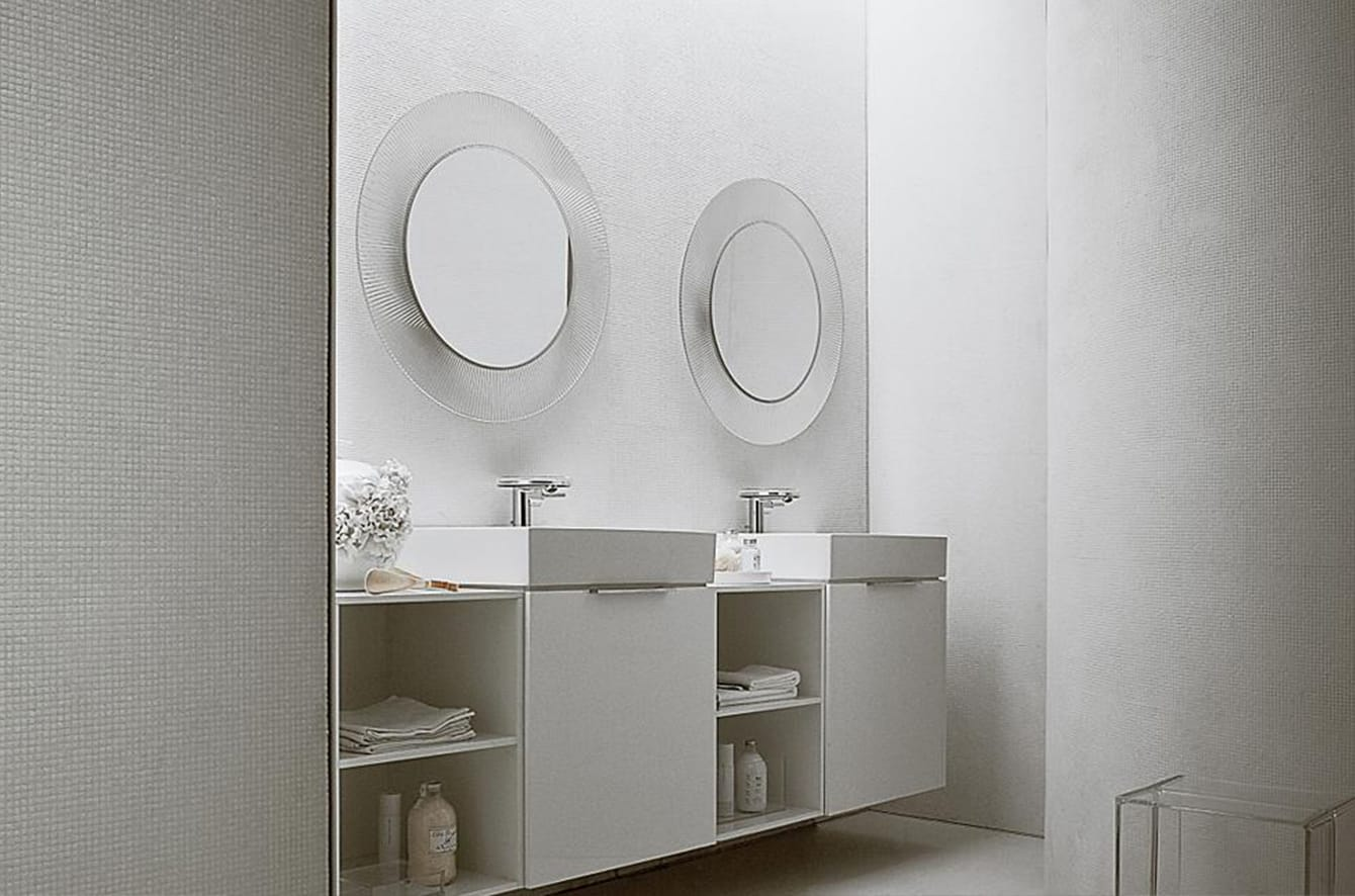 All Saints Mirror by Kartell