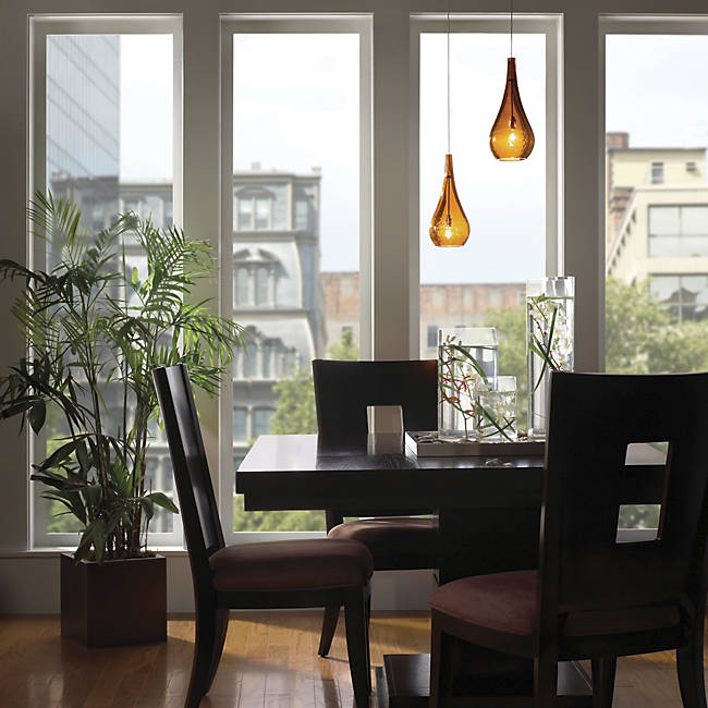 Dining room pendant lighting ideas advice at lumens httpslumensseguro pendant by mozeypictures