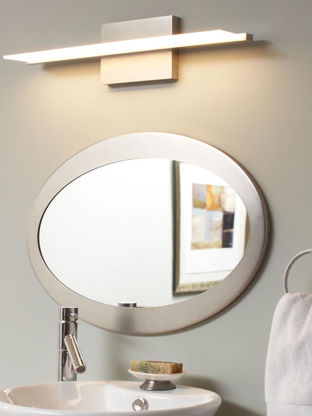 LED Bath & Vanity Lights