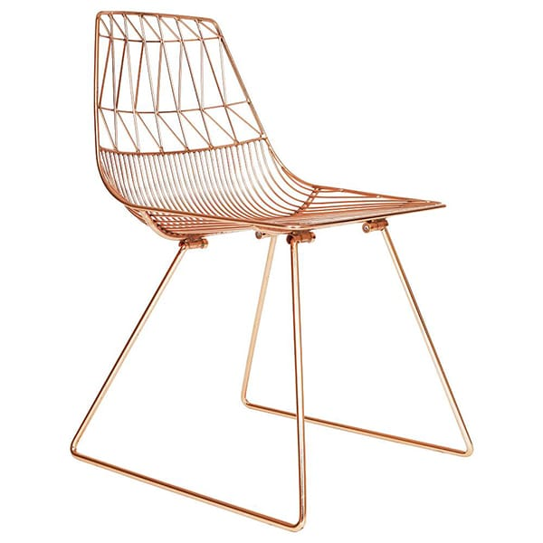 Lucy Side Chair by Bend Goods