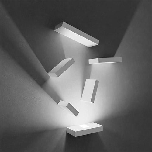 Set LED Wall Art by Vibia
