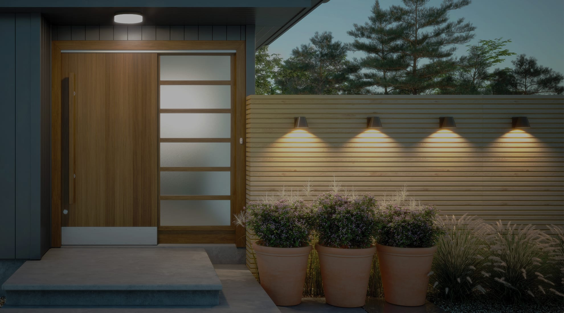 Porch Lighting Ideas Modern Front Porch Lighting Advice At Lumens Com