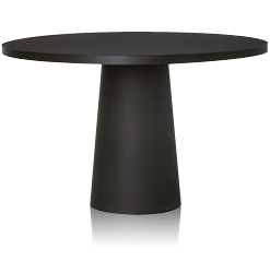 Container Table Round by Moooi
