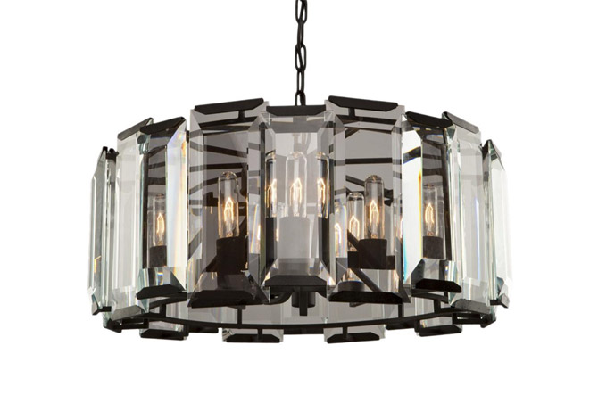 Get the look with: Palisades Chandelier by Artcraft Lighting