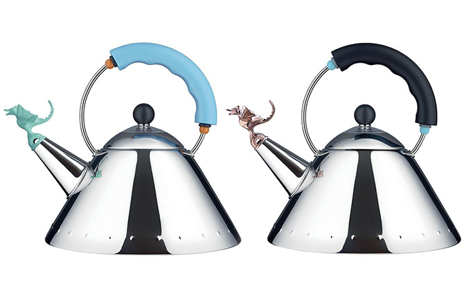 Tea Rex Kettle by Alessi