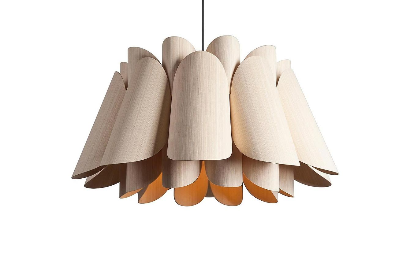 Federica Pendant by Bruck Lighting