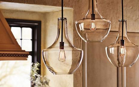 Exposed bulbs