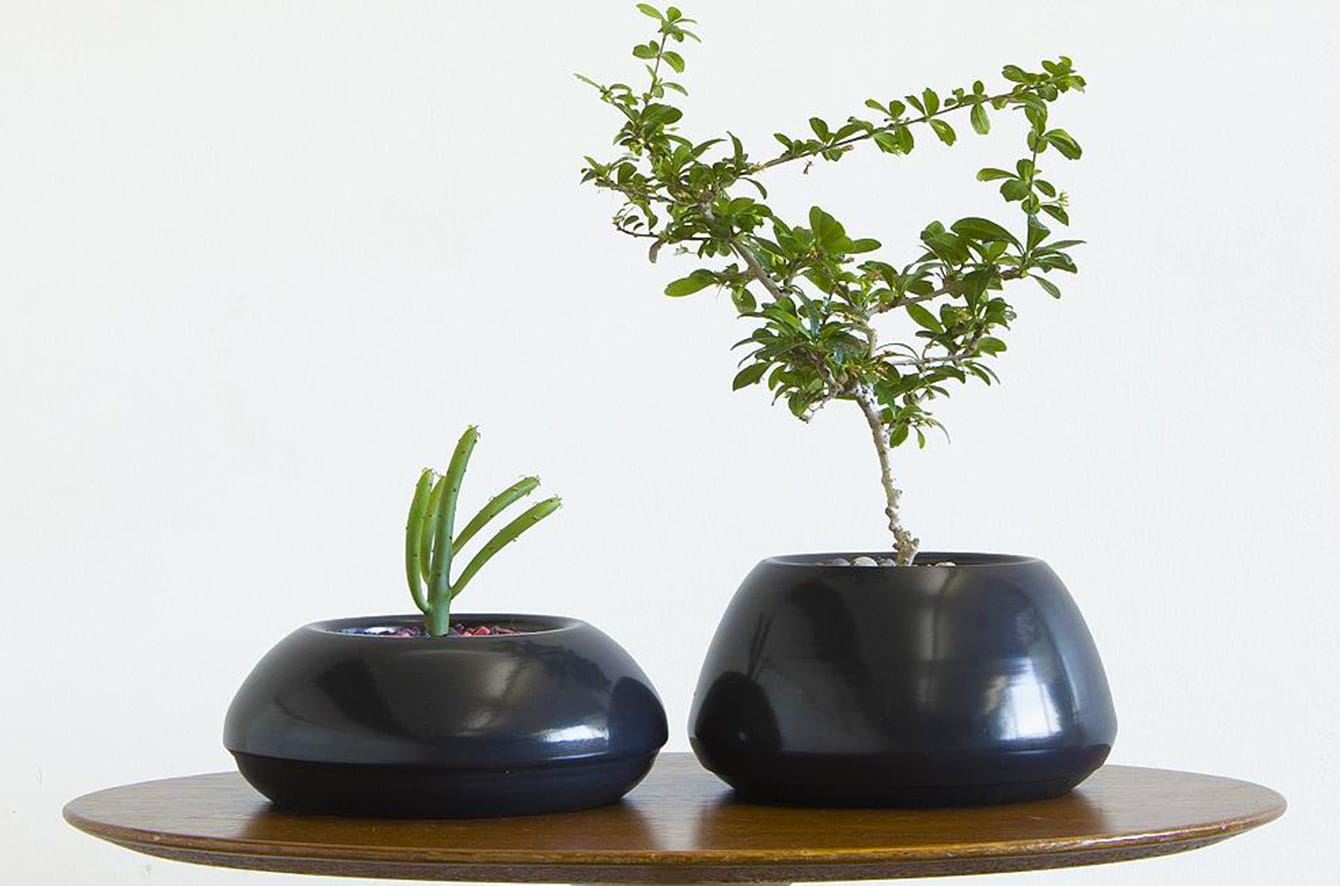 Droplet Planter by Pad Outdoor