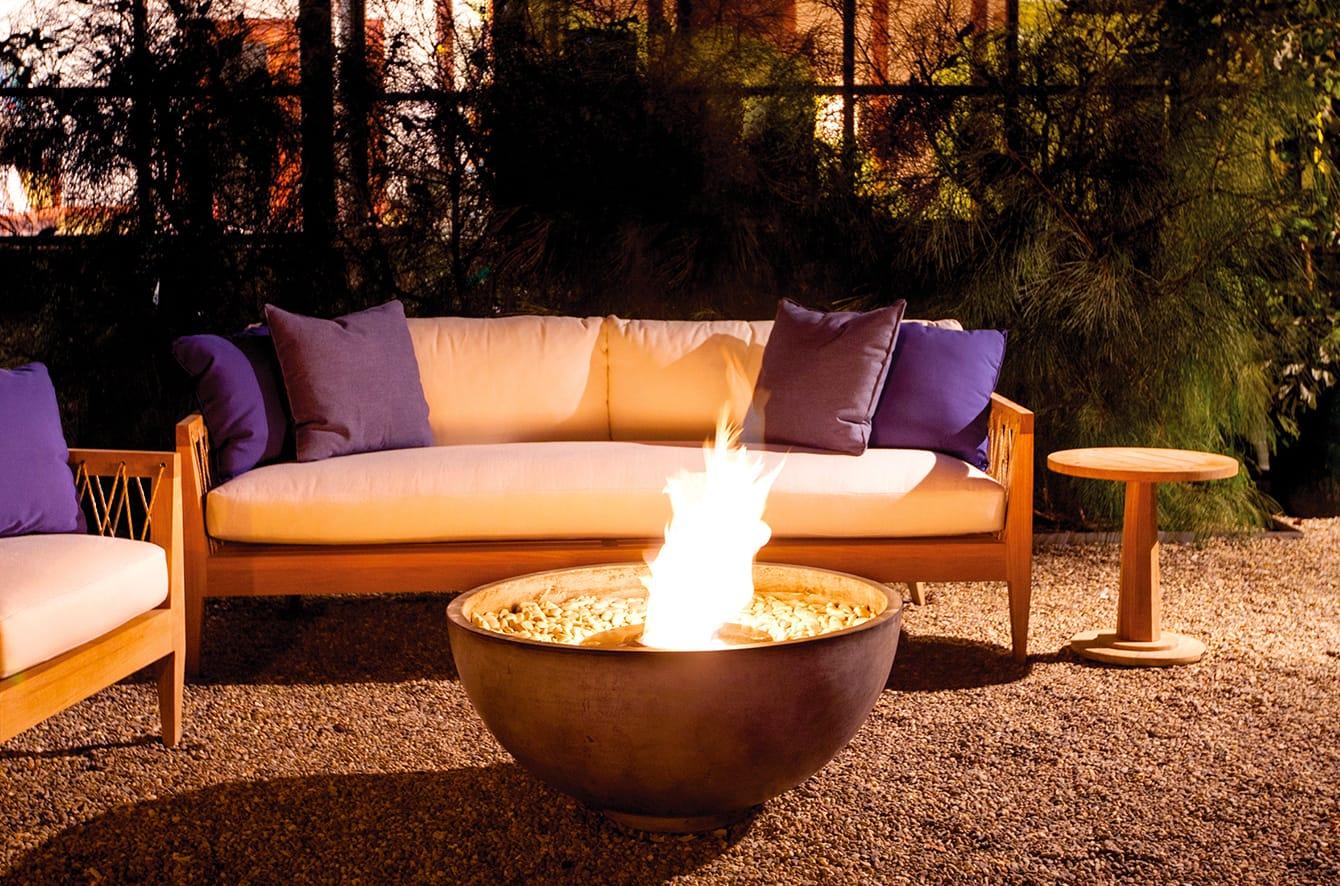Urth Fire Bowl by Brown Jordan Fires