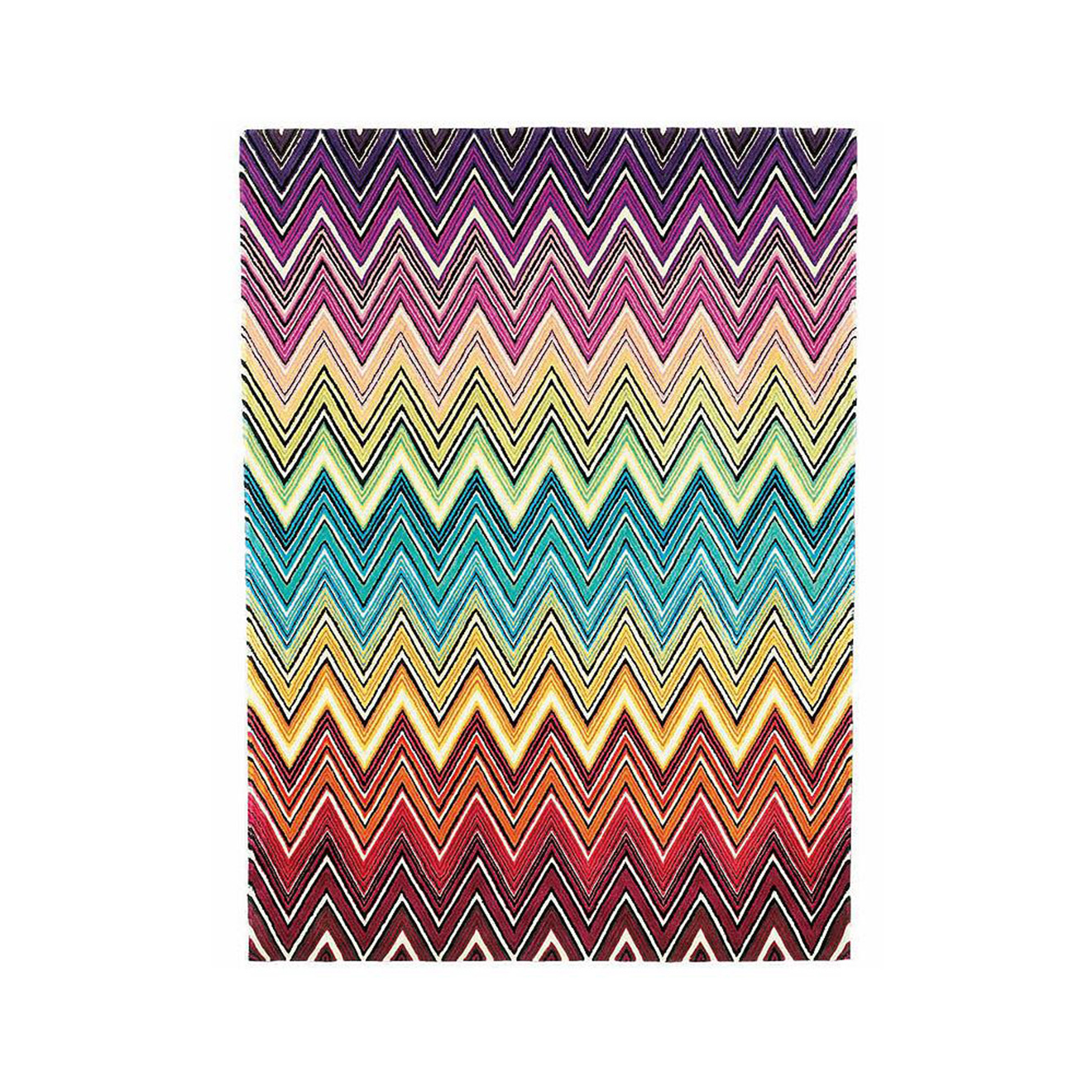 Lluwa Velours Rug by Missoni Home