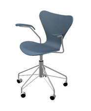Series 7 Swivel Armchair