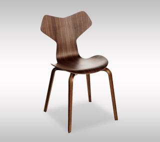 Grand Prix Chair - Wood Legs