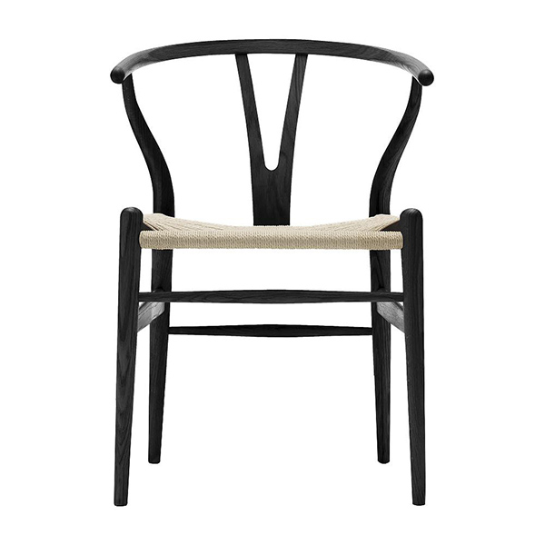 CH24 Wishbone Chair by Carl Hansen.