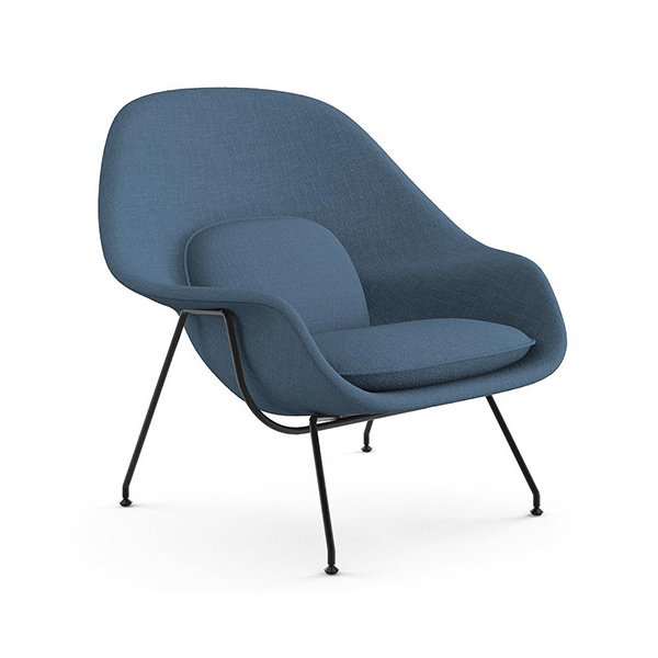 Saarinen Womb Chair by Knoll.