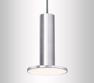 Cielo Satin Aluminum Pendant By Pablo Designs