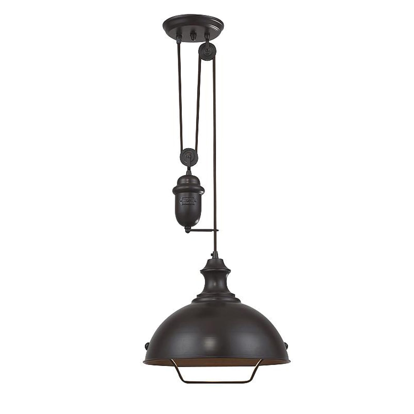 Farmhouse Dome Pendant by ELK Lighting